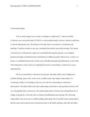 Week Four Confucianism Paper (2)