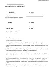 A Knight's Tale Study Guide.docx