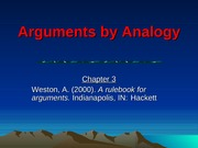 W5-c-argument by analogy