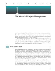 Project management in practice c01.pdf