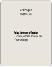 02-Policy dimension of   taxation.pdf