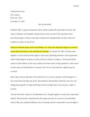 literacy narrative essay final draft kala carroll essay  2 pages essay 4 rough draft odt