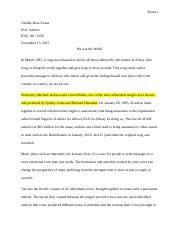 literacy influence essay