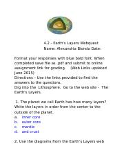 4.2 Earth's Layer Webquest.docx
