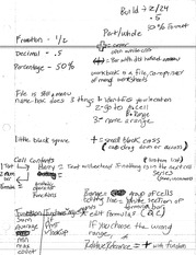 COMPUTER ESSENTIALS NOTES