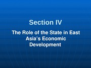 301-4 The Role of the State