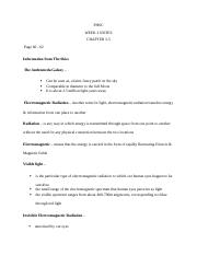 PHSC STUDY NOTES CHAPTER 3 & 5.docx