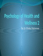 Psychology of Health and Wellness BBC2.pptx