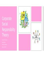 CSR Theory Group Powerpoint.pptx