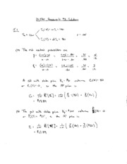 21-270 Introduction to Math Finance Homework 9 Solutions