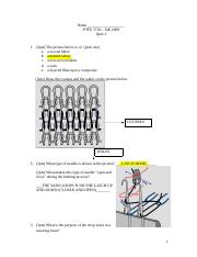 PTFE 3720 Quiz 2 Fall 2009-KEY