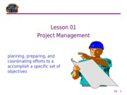 01 Project Management