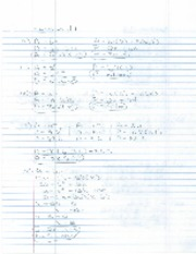 11.1 & 11.2 HW Solutions