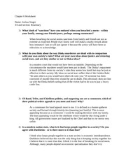 Chapter 6 Worksheet