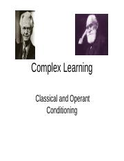 Complex Learning.ppt