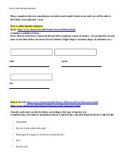 Physical vs chemical change answers - Worksheet Answers ...