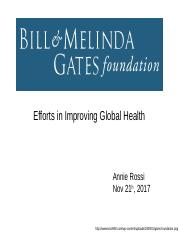Gates Foundation AR.ppt