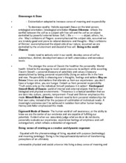 PSYC 393 Quiz 3 Study Guide