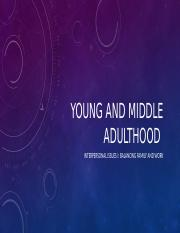 Psychology of Women ch 10 powerpoints Young and Middle Adulthood.pptx