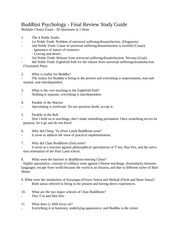 PSY_RE 476 - Final Exam Review Notes