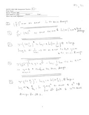 solution assignment 31