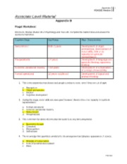 psy 315 week 1 worksheet