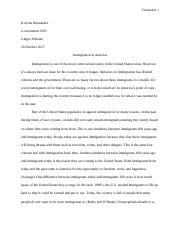 Essay 1 Immigration.docx