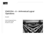 Ensc254-06-Arithmetical-Logical-Operations_pf