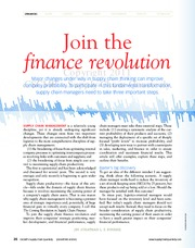 tab 12c Join the Finance Revolution