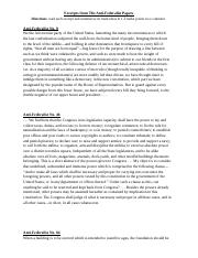 The Anti-Federalist Papers_Excerpts.docx