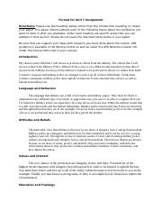 cs204 unit 7 Cs204 cs/204 cs 204 unit 9 assignment professional presence //kaplanusing your powerpoint presentation from unit 4, add five additional slides to your presentation that cover the five areas.