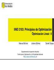 14-OptimizacionLineal-II.pdf