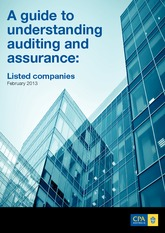 Guide to Understanding Audit and Assurance CPA 2013(2)