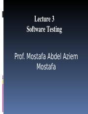 Lect 3 software_testing.ppt