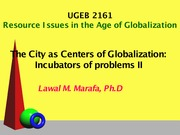 2015_Lecture 3_Citys as Globalization Ctrs_Two_prt(2)
