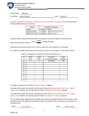 Case Notes - Blood Spatter Calculations