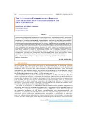THE INFLUENCE OF ENTREPRENEURIAL INTENSITY.pdf