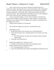 Case Briefs Section 1