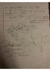 Algebra notes Synthetic Division