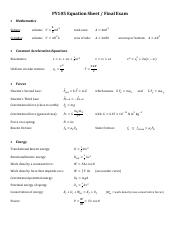 Equation_sheet_FinalExam_PY105spr17