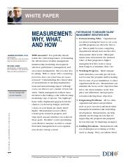 Measurement Why, What, and How WP DDI.pdf