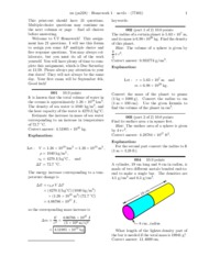 UT hw 1 Measurement - Solution