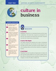 Chapter2 - Culture in Business