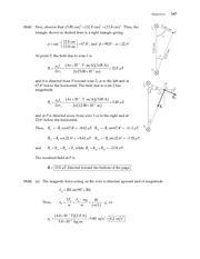 27_Ch 19 College Physics ProblemCH19 Magnetism