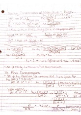 Chemistry 2_ Acid and Base Concentration Notes