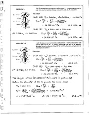 181_Mechanics Homework Mechanics of Materials Solution