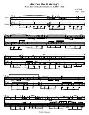 J.S.Bach Air on G String for Flute and Guitar.pdf