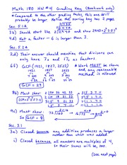 Homework 4 Solution on Fundamentals of Arithmetic
