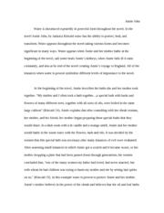 Annie john essay