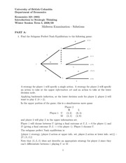 2008 - midterm - solutions